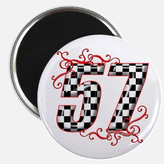 RaceFashion.com 57 Magnet