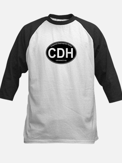 CDH Awareness Logo Kids Baseball Jersey