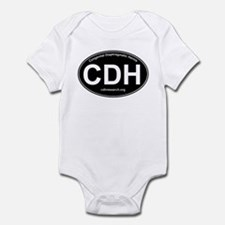 CDH Awareness Logo Infant Bodysuit
