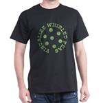 Visualize Whirled Peas Dark T-Shirt