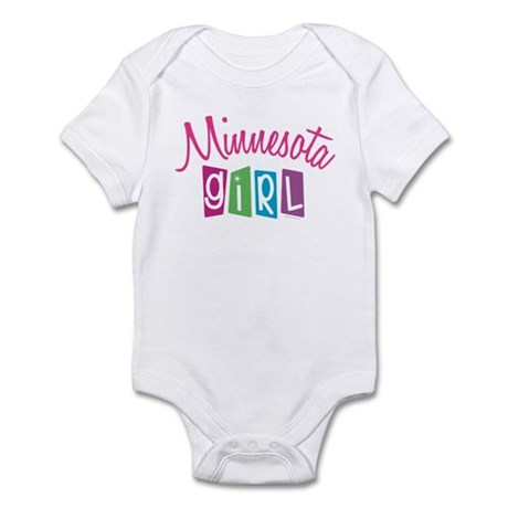 MINNESOTA GIRL! Infant Bodysuit