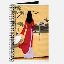 Cute Traditional dress Journal