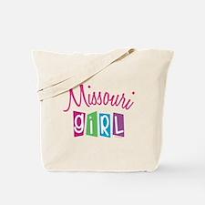 MISSOURI GIRL! Tote Bag