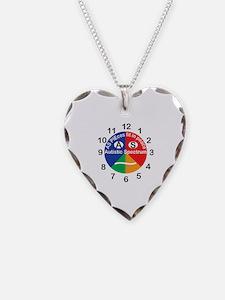 Autistic Spectrum logo Necklace