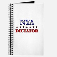 NYA for dictator Journal
