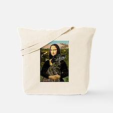 Mona / Greyhound(br) Tote Bag