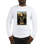 Mona / Greyhound(br) Long Sleeve T-Shirt