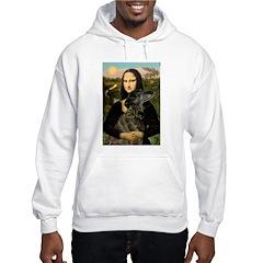 Mona / Greyhound(br) Hoodie