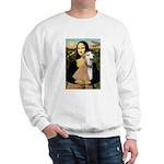 Mona / Greyhound (f) Sweatshirt