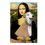 Mona / Greyhound (f) Postcards (Package of 8)