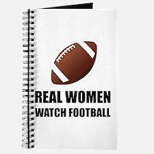Real Women Watch Football Journal