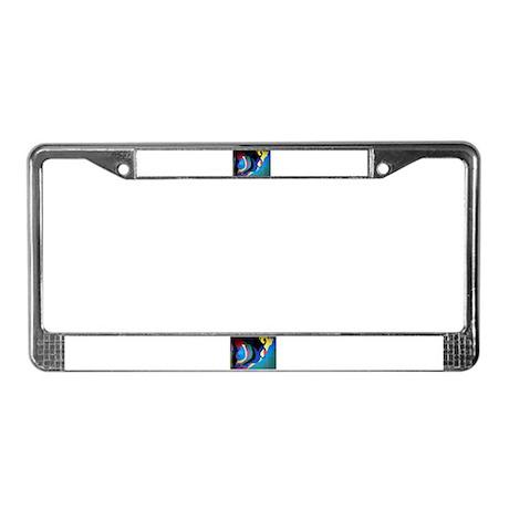 Forever License Plate Frame