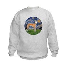 Starry / Greyhound (f) Sweatshirt