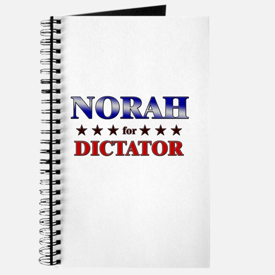 NORAH for dictator Journal