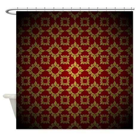 Antique Vintage Style Shower Curtain by ADMIN CP