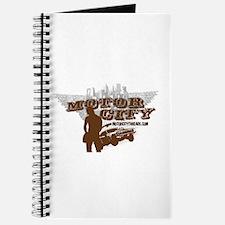 MOTOR CITY GRUNGE Journal