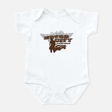 MOTOR CITY GRUNGE  Infant Bodysuit