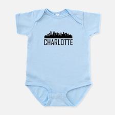 Skyline of Charlotte NC Body Suit