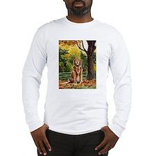 Golden Retriever Long Sleeve T-Shirt