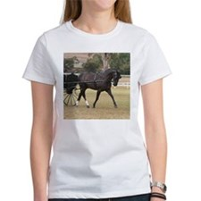 Funny Standardbred horse Tee