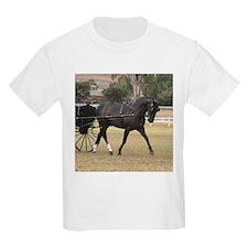 Funny Standardbred horses T-Shirt