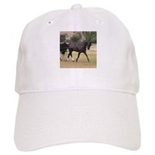 Cute Standardbred horse Cap