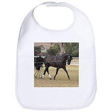 Unique Standardbred horse Bib
