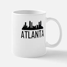 Skyline of Atlanta GA Mugs