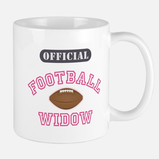 Football Widow -  Mug
