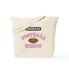 Football Widow -  Tote Bag