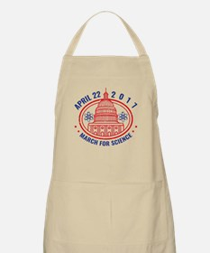 March For Science Light Apron