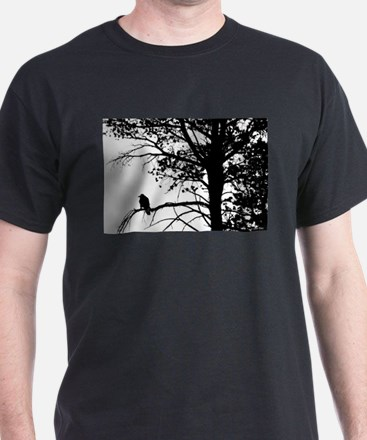 Raven Thoughts T-Shirt