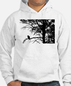 Raven Thoughts Hoodie