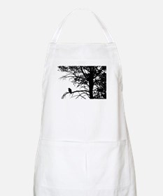 Raven Thoughts BBQ Apron