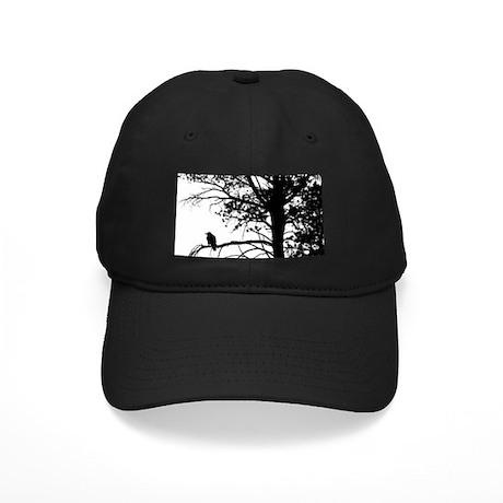 Raven Thoughts Black Cap