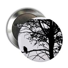 """Raven Thoughts 2.25"""" Button (100 pack)"""