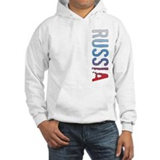 Russia Stamp Hoodie