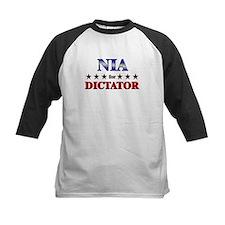 NIA for dictator Tee