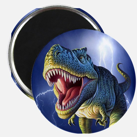 "T-Rex 5 2.25"" Magnet (100 pack)"