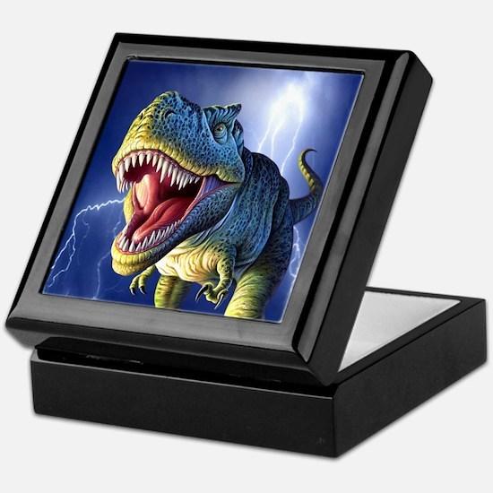 T-Rex 5 Keepsake Box