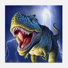 T-Rex 5 Tile Coaster