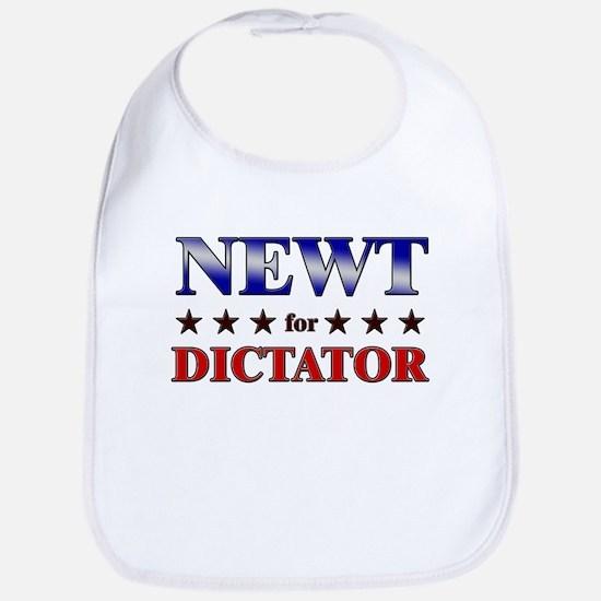NEWT for dictator Bib