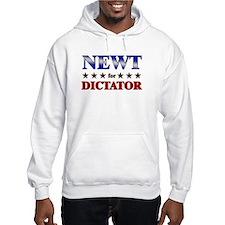 NEWT for dictator Hoodie Sweatshirt