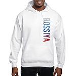 Rossiya Stamp Hooded Sweatshirt