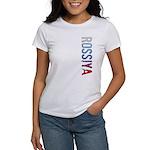 Rossiya Stamp Women's T-Shirt