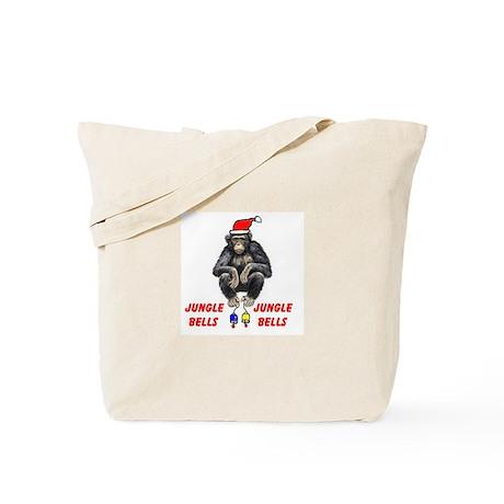 JUNGLE BELLS Tote Bag