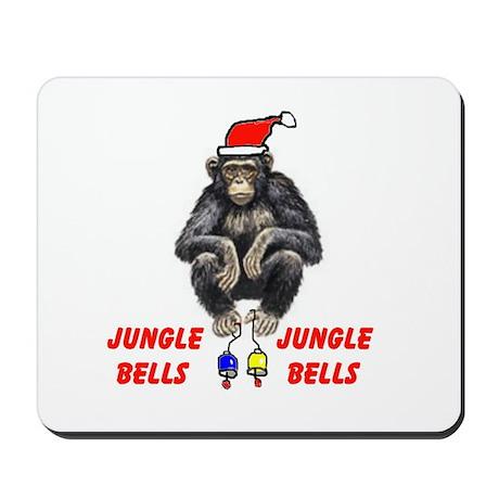 JUNGLE BELLS Mousepad