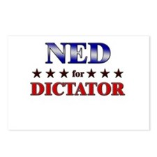 NED for dictator Postcards (Package of 8)