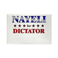 NAYELI for dictator Rectangle Magnet