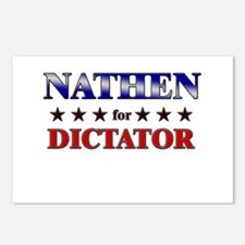 NATHEN for dictator Postcards (Package of 8)